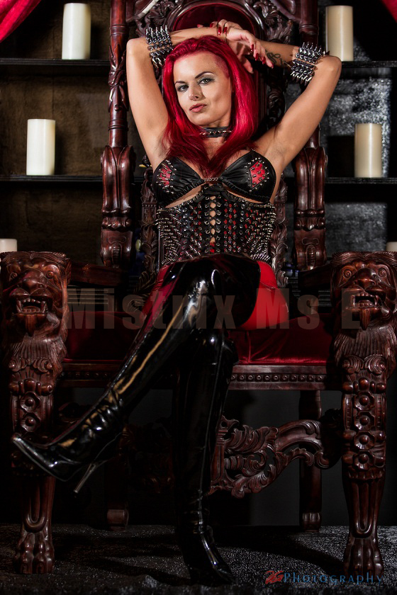 Mistrix in Atlanta at Goddess Phoenix's Dungeon